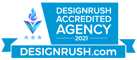 Designrush Accredited Agency 2021